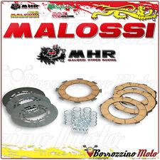 MALOSSI 5216516 SERIE DISCHI FRIZIONE MHR + 8 MOLLE VESPA PX 150 PX150 2T euro 2