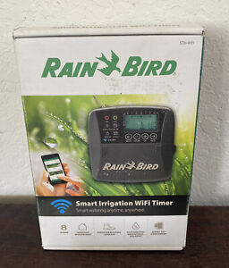 Rain Bird ST-8 (ST8I-WiFi) 8-Zone Indoor Smart Irrigation System Controller