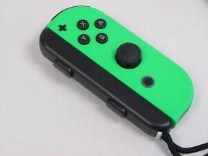 Nintendo - Joy-Con (Right) Wireless Controller for Nintendo Switch - Green