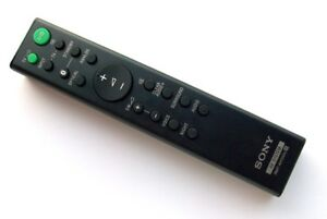 ORIGINAL FERNBEDIENUNG SONY RMT-AH100U  AV SYSTEM für Sony Soundbar HT-CT180