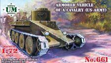 UM-MT 1/72 Véhicule Blindé de Cavalerie US ARMY # 661