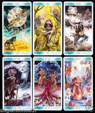 NEU! Schamanen Tarot deutsch 78 Tarotkarten Indianer Tarot Deck