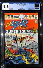 All-Star Comics #58 CGC 9.6 1st appearance of Power Girl