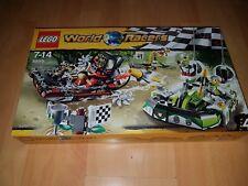 LEGO World Racers Gefahr im Krokodil-Sumpf (8899) Neu und OVP
