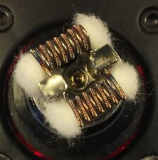 8 SS PARALLEL CLAPTON COILS (CLICK SEE OTHER ITEMS 4 MORE COILS)