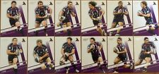 2012 NRL SELECT DYNASTY MELBOURNE STORM TEAM SET 12 CARDS