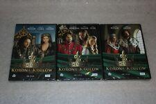 Korona Królów DVD SEZON 2  12DVD ODCINKI 85-163 KORONA KROLOW