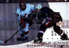1996-97 UD Ice #120 Daniel Briere