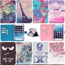 Universal 10 Leather case cover For Samsung Galaxy Tab 2 10.1 P5100 P5110 p7500