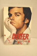 Dexter -The Complete First 1st Season 1 (DVD, 2007, 4-Disc Set)