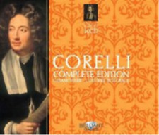 Corelli: Complete Edition (UK IMPORT) CD / Box Set NEW