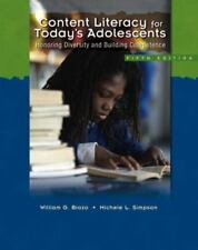 Content Literacy for Today's Adolescents: Honoring Diversity and Building