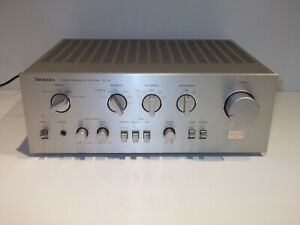 Vintage Rare TECHNICS SU-V6 Stereo Class A Integrated DC Amplifier Made In Japan