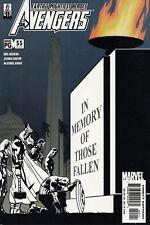 Marvel Comics The Avengers Vol. 3, No. 55 of 89, 2002 Very Fine