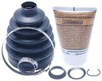 Boot Outer CV Joint Kit 86.1X114.3X25.9 FEBEST 2317P-B6 OEM 1K0498203