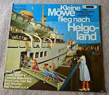 """Kleine Mowe, Flieg Nach Helgoland / Baccarola Records 12""""LP"""