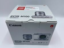 Canon EOS M100 Digital Camera Kit with 15-45mm lens