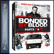 BONDED BY BLOOD - 2 MOVIE DOUBLE DVD BOXSET   *BRAND NEW DVD**