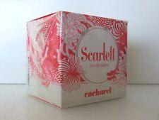 Cacharel Scarlett EDT Nat Spray 80ml - 2.7 Oz BNIB Retail Sealed OVP