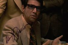 Alex Rocco Godfather Moe Greene real life Winter Hill Gang Mob SIGNED 4x6 PHOTO