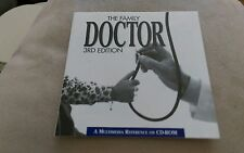 The Family Doctor 3rd Edition Multimedia Reference CD-ROM Medical Reference Dr.