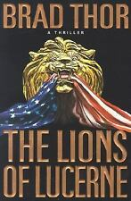 The Lions of Lucerne by Thor, Brad