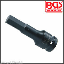 "BGS - 12 mm - Allen Key, Internal Hex Impact Socket - 1/2"" - Pro - 5481-M12"