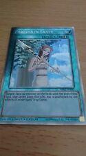 Forbidden Lance NKRT EN042 Platinum Rare Limited Edition Yugioh