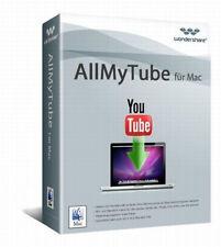 Wondershare AllMyTube MAC lifetime dt.Vollversion ESD Download 19,99 statt 39,99