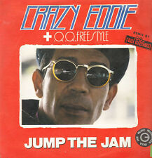 CRAZY EDDIE + Q.Q. FREESTYLE - Jump The Jam (Raul Orellana Rmx) - Blanco Y Negro