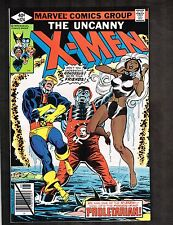 "The Uncanny X-men #124 ~ ""He Only Laughs When I Hurt!"" ~ 1979 (8.5) WH"