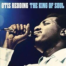 OTIS REDDING - THE KING OF SOUL (NEW CD)