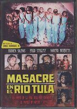 MASACRE EN EL RIO TULA (1985) CARMEN SALINAS NEW DVD