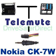T70441 Telemute for Nokia CK-7W for BMW