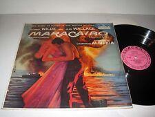 SOUNDTRACK Maracaibo DECCA DL 8756 Pink Label Promo VG+/VG++ Laurindo Almeida