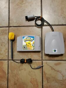 Hey You, Pikachu! Includes VMU and Microphone TESTED WORKING