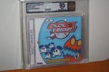 ChuChu Rocket (Sega Dreamcast) NEW SEALED GEM MINT UNCIRCULATED, GOLD VGA U95!