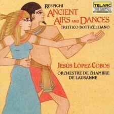 Jesus L pez-Cobos, O - Ancient Airs & Dances [New CD]