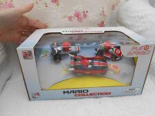 Nueva En Caja Super MARIO BROS KART Colección Tire Velocidad, coche de carreras, NINTENDO, DS, Wii