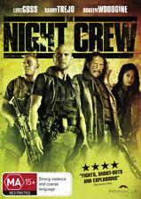 The Night Crew - DVD (NEW & SEALED)