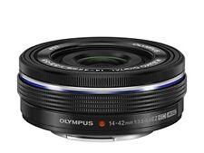 Olympus M.zuiko Digital 14-42mm F3.5-5.6 EZ Obiettivo - Nero