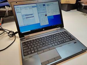 HP Elitebook 8570w | i7 3740QM | 16GB RAM | 128GB SSD+ 500GB HDD | AMD HD 7700M