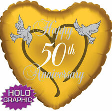 Anniversary Round Party Balloons