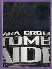 ✧✧ 2001: Lara Croft Tomb Raider Movie: Foil Puzzle: LC2