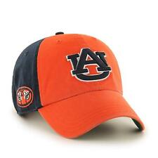 huge discount c8c69 950f8 NCAA Auburn Tigers  47 Flagstaff Clean Up Adjustable Hat