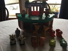 Fisher Price Little People Noah's Ark set