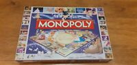Disney Monopoly Board Game French Edition Complete