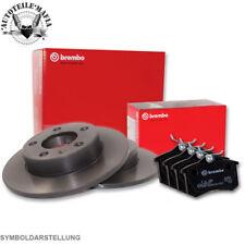 und Avant und Seat Exon Satz Hinten 1KW Brembo Bremsbeläge AUDI A4 B6//B7 Lim
