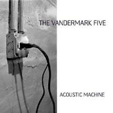 The Vandermark 5 - Acoustic Machine  CD  12 Tracks  Jazz / Pop  Neuware
