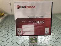 Yoshi's New Island (Nintendo 3DS, 2014) Cartridge Only